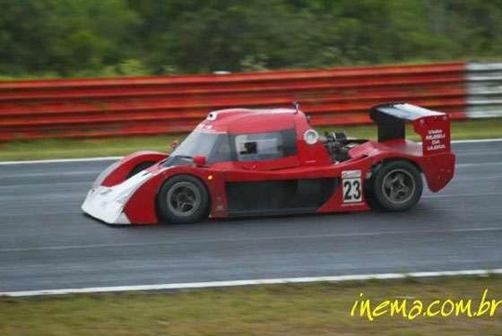 Protótipo construído a partir de um Fórmula Ford, que correu nas 12 Horas de Tarumã, em 2003.