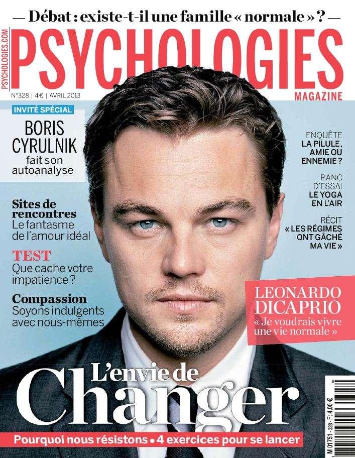Psychologies Magazine N°328 Avril 2013