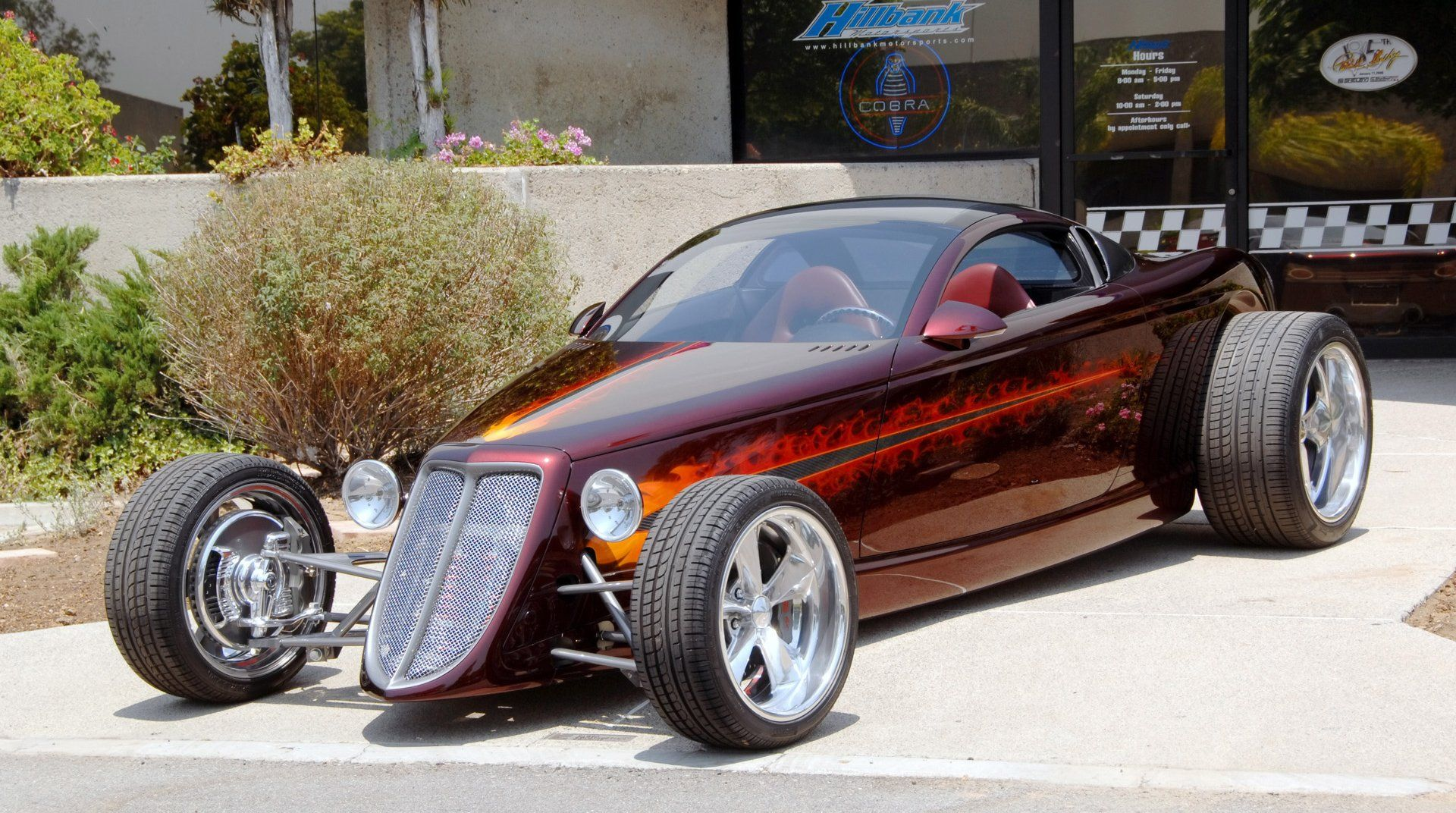 Power Cars Chip Foose Coupe