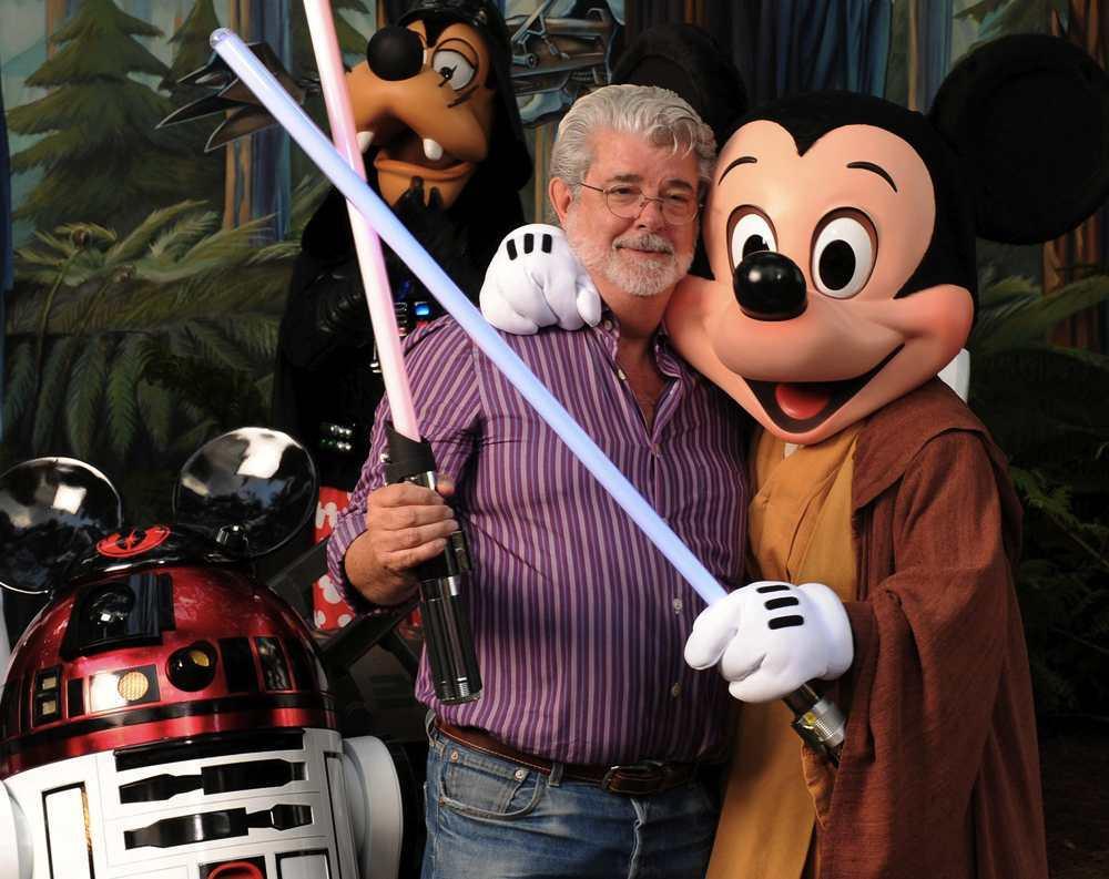 Disney compro Lucasfilm