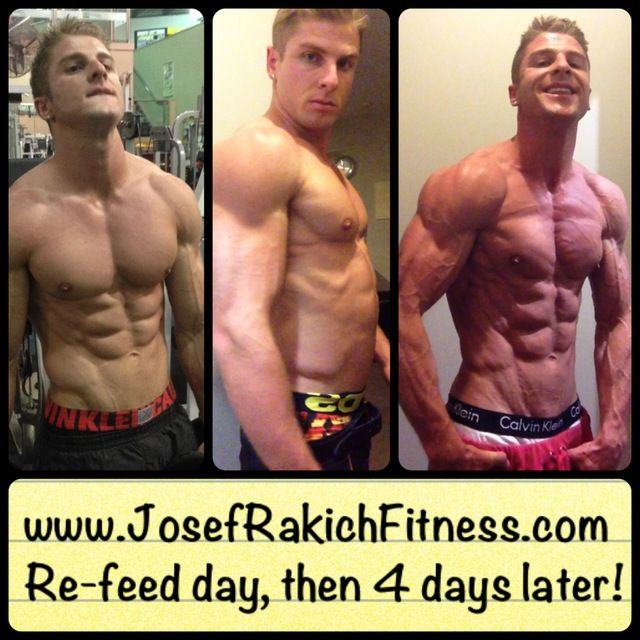 intermittent fasting refeed